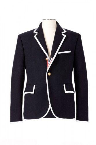 53074c007 Every Single Item In The Neiman Marcus X Target Holiday Collection - Thom  Browne Men's Blazer
