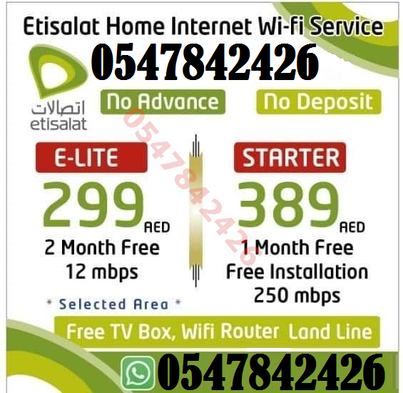 Etisalat Internet Offers For Home 3office Free Installation Selected Areas 2 Months Rental Fr With Images Internet Offers Home Internet Internet Packages