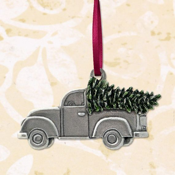"""""""A Keeper Pewter"""" Christmas Ornament"""