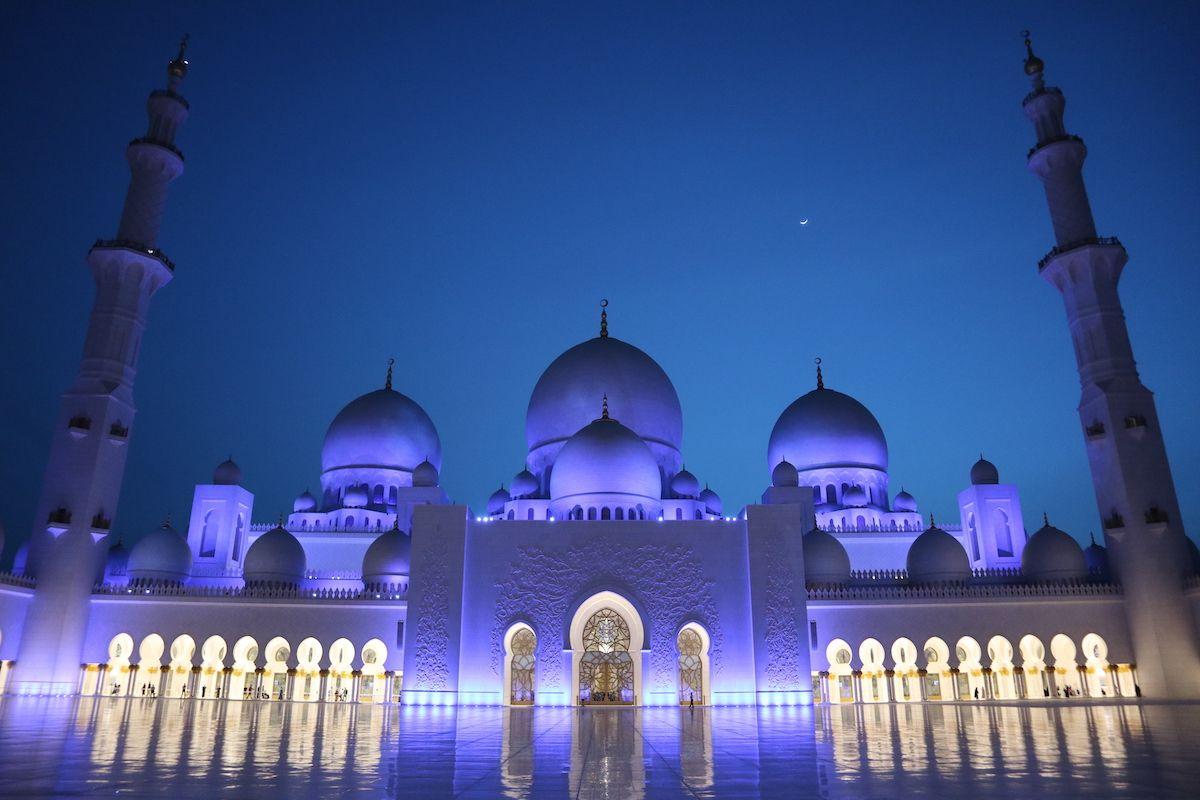 Moschee Mosque Muslims Islam Abudhabi Scheichzayidmoschee