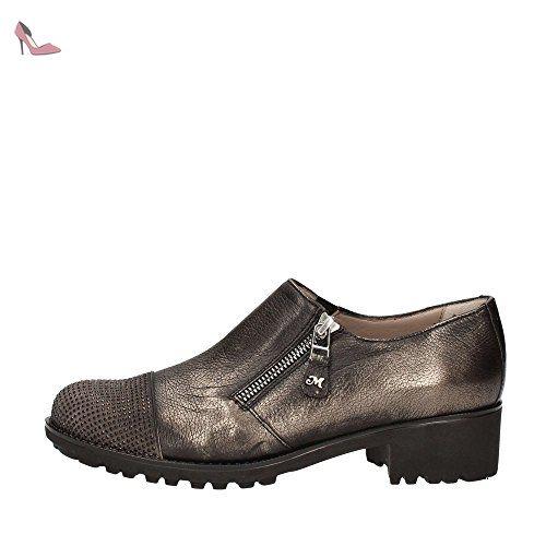 Chaussures Melluso Agata Blk d93dB