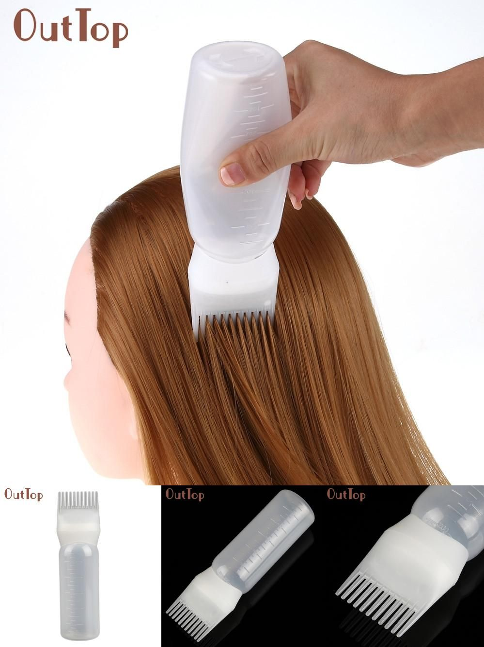 Visit To Buy Outtop Best Seller Beauty Hot Hair Dye Bottle