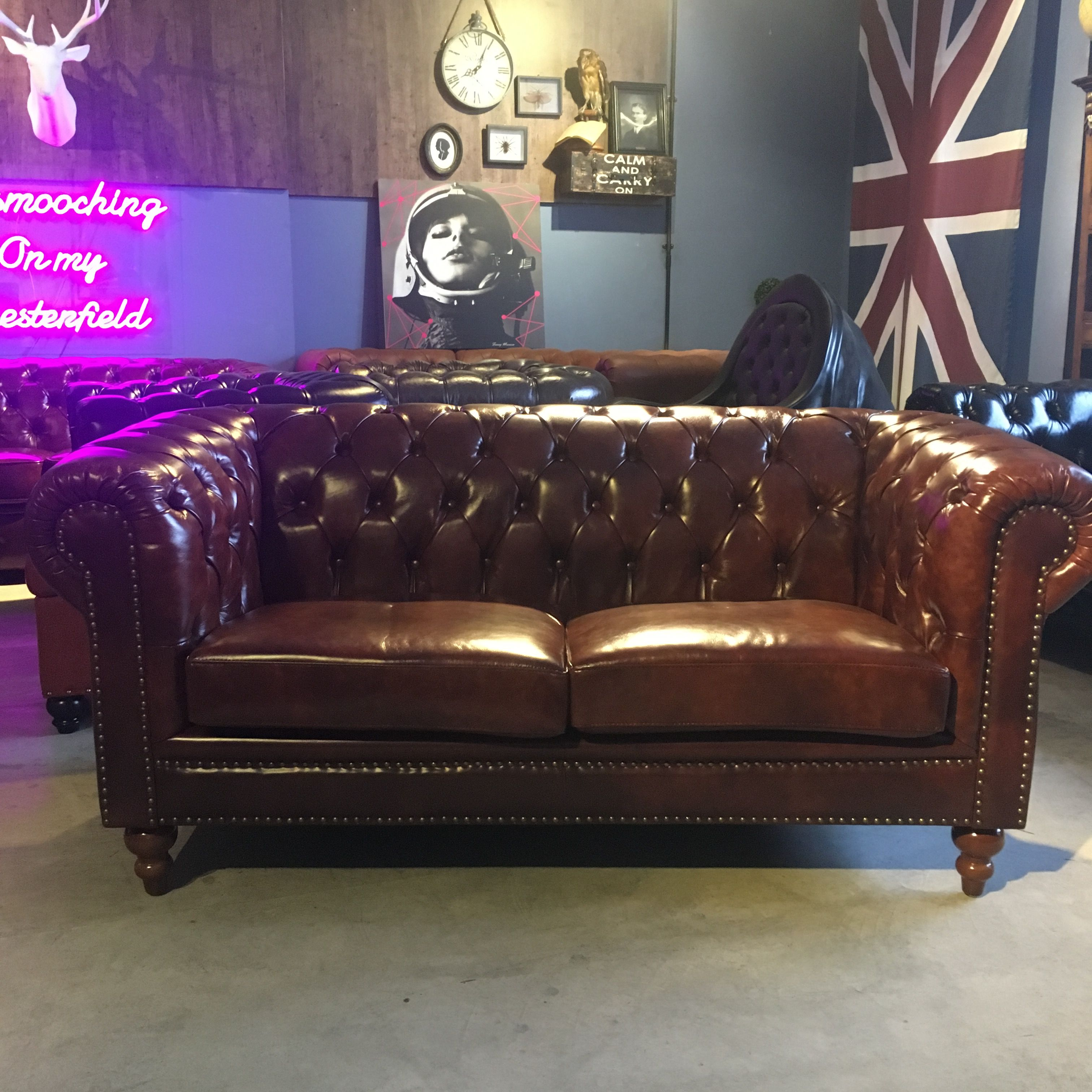 Singapore Leather Chesterfield Sofa 2 Seater Chesterfield Sofa Pinterest Chesterfield Sofa Sofa And Chesterfield