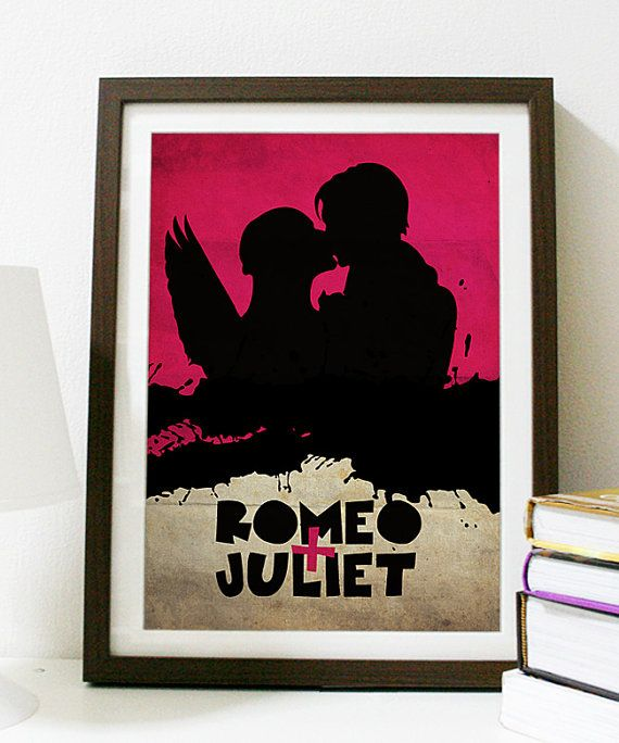 Romeo and Juliet Vintage Movie Poster | art  | Movie posters