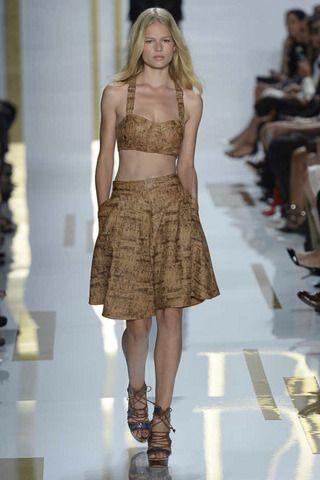 Diane von Furstenberg Spring 2014 Ready-to-Wear Collection Slideshow on Style.com