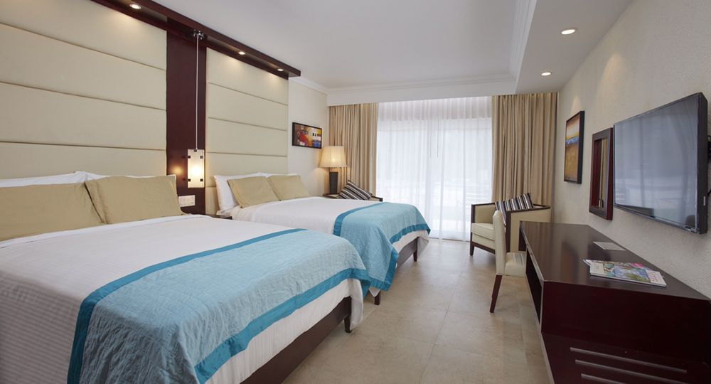 New Poolview Room With Queen Beds At Divi Aruba Guest Room