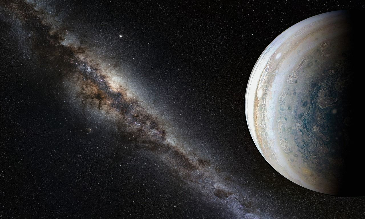 The greatest planet in the solar system will be close ...