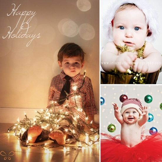 christmas picture ideas for baby and toddler by Hendrika ...