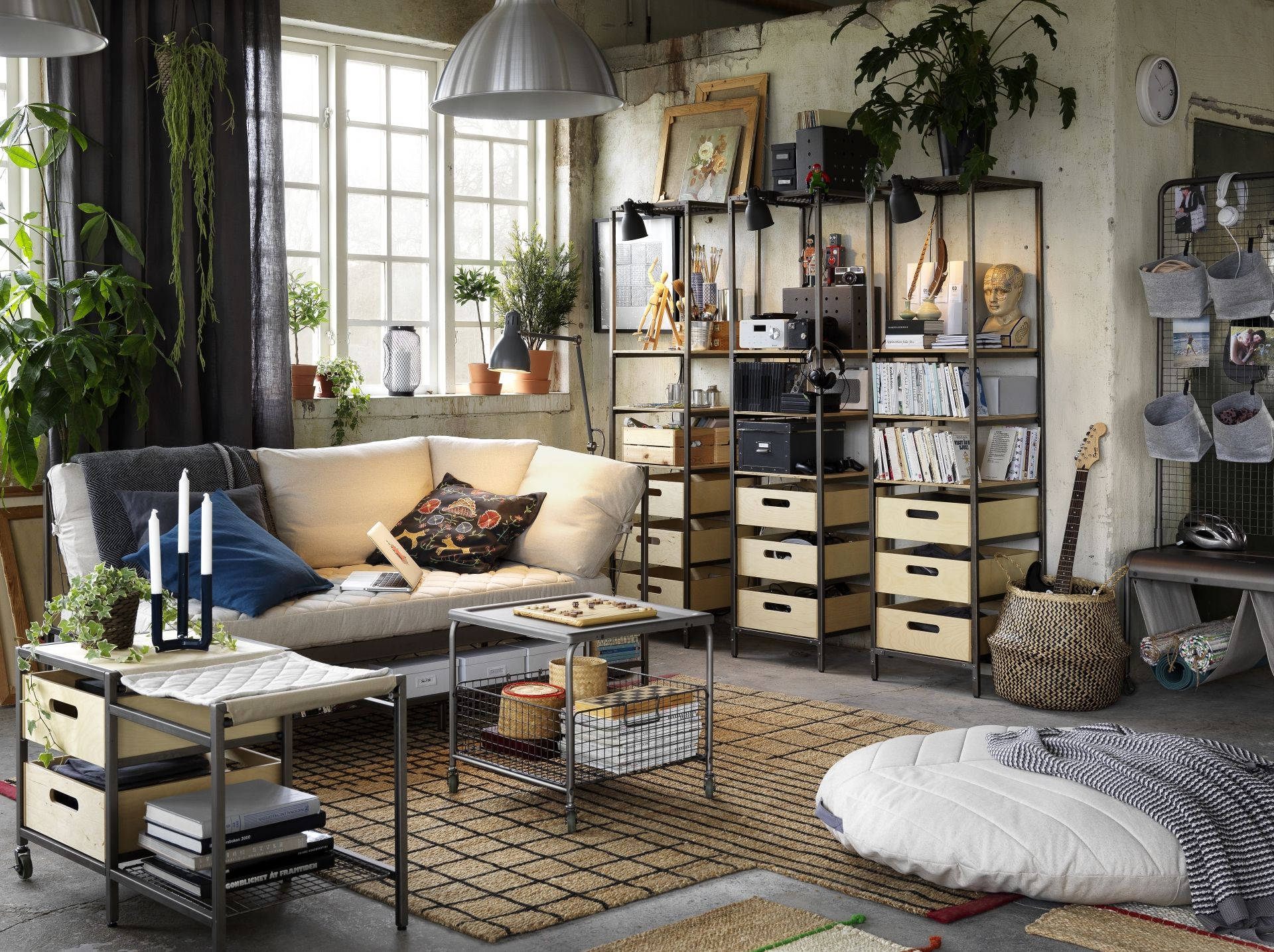EKEBOL 3-zitsbank | IKEA IKEAnl IKEAnederland inspiratie ...