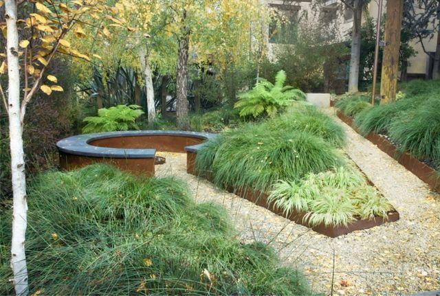 sitzecke im garten gestalten, http://wohnideen.minimalisti, Gartenarbeit ideen