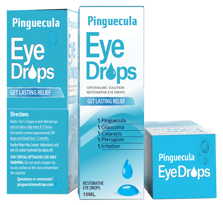 Do You Suffer From A Pinguecula? Get Relief Without