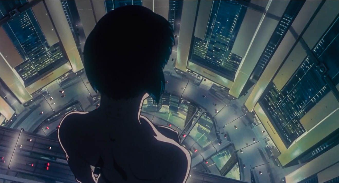 Ghost In The Shell 1995 Anime Wallpaper Ghost In The Shell Good Movies Motoko Kusanagi