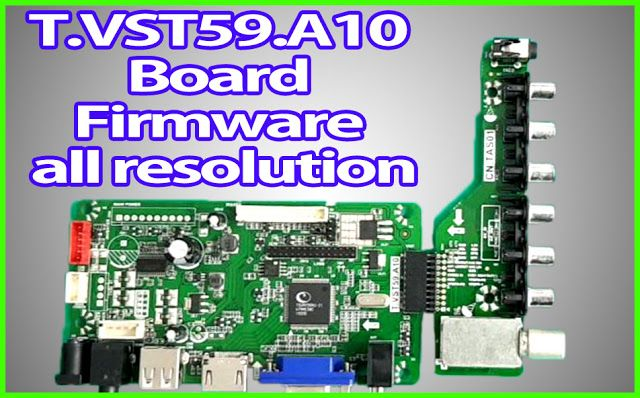T VST59 A10 All Resolution latest firmware file free This page