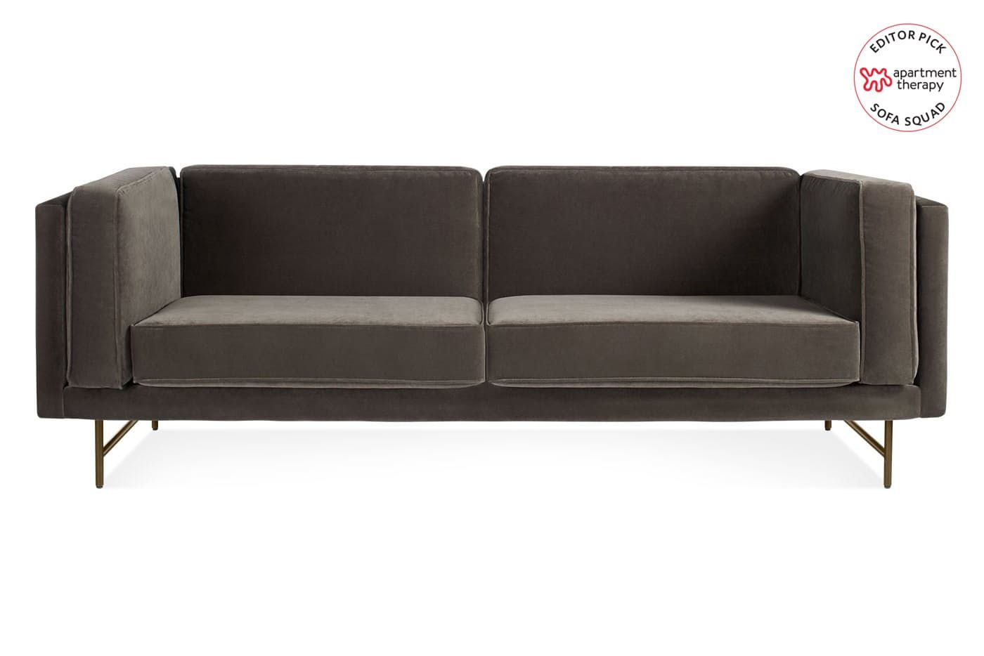Reviewed: The Most Comfortable Sofas At Blu Dot U2014 The Apartment Therapy Sofa  Squad