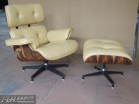 Fine Soft Ivory Eames Lounge W Zebra Wood Shut Up Ellen And Caraccident5 Cool Chair Designs And Ideas Caraccident5Info