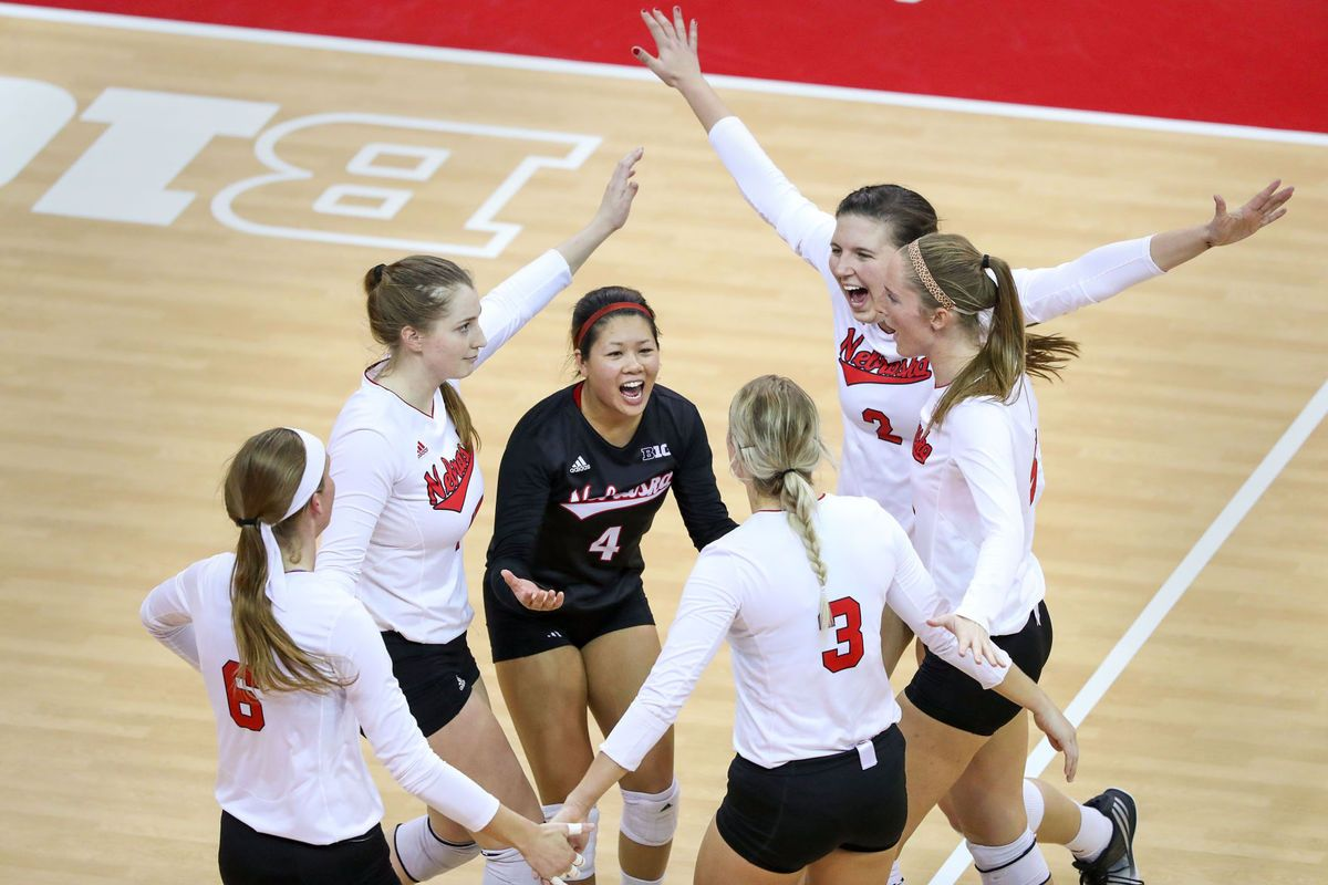 Defense Covers Every Angle As Huskers Sweep Penn State Penn State Husker High School Sports