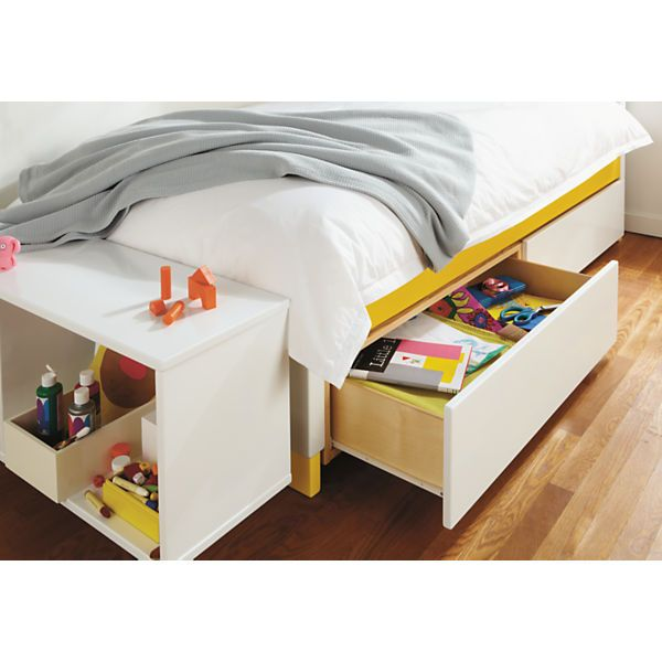 Moda Bed With Storage Options Beds Kids Room Board