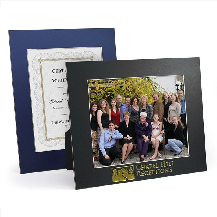 Bevel Edged Easel Photo Frames Accentuate Your Photo For A