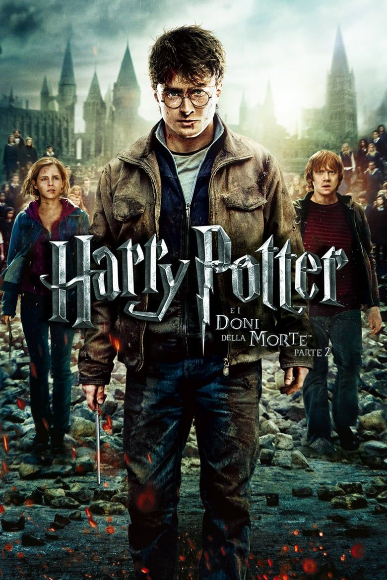 Harry Potter And The Deathly Hallows Part 2 Film Hd 2011 Fullfore Film Engelsk Hd Harry Potter Full Harry Potter Movies Harry Potter Fandom