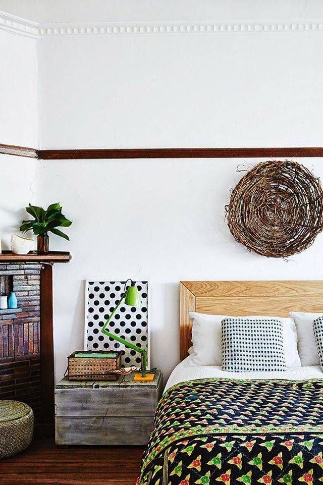 Interior Designs For Bedrooms Indian Style Endearing Diy  Faire Soimême Sa Table De Chevet Table De Chevet Tendance Inspiration
