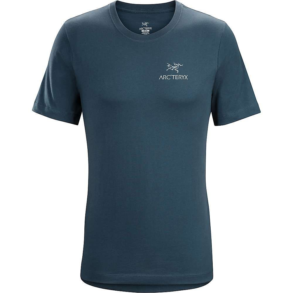 f444862897 Arcteryx Men's Emblem SS T-Shirt in 2019 | Products | Men, Great t ...