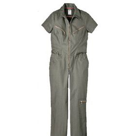Dickies Fv100 Short Sleeve Coverall Coveralls Women Dickies Workwear Coveralls