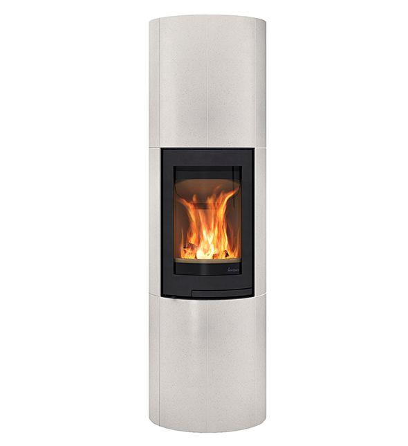 Ronda fireplace