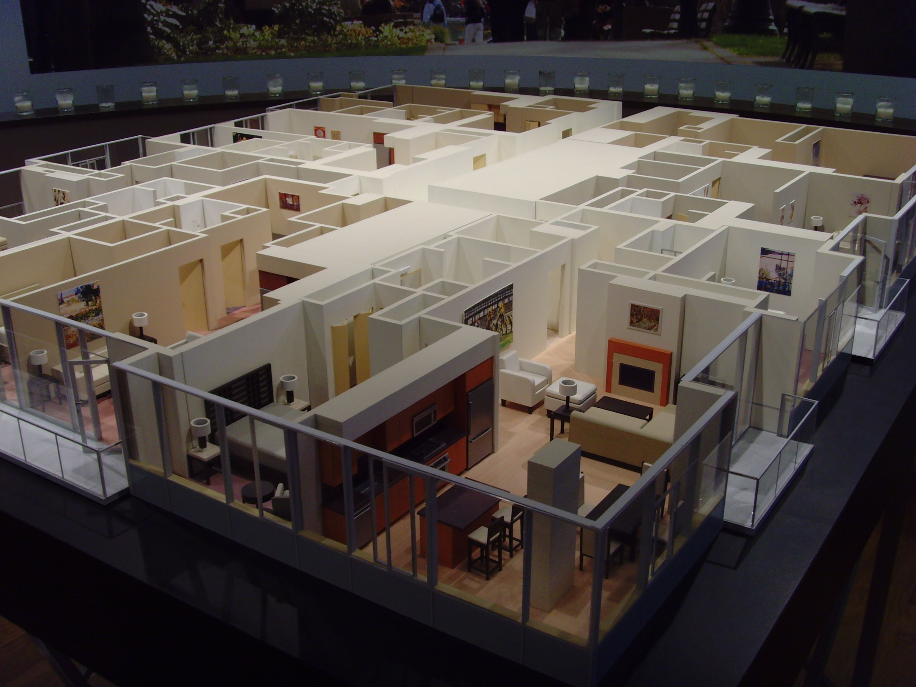 Architectural house models modern house images about rchitectural model making
