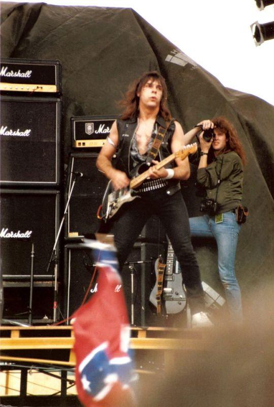Motörhead-Monsters Of Rock . Castle Donington 1986
