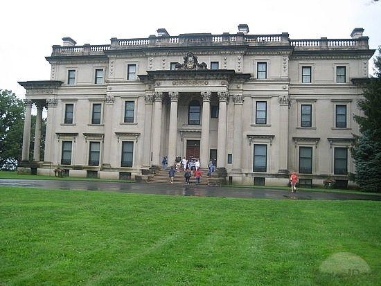 Vanderbilt Mansion, Nashville, TN   Places I've Been   (and