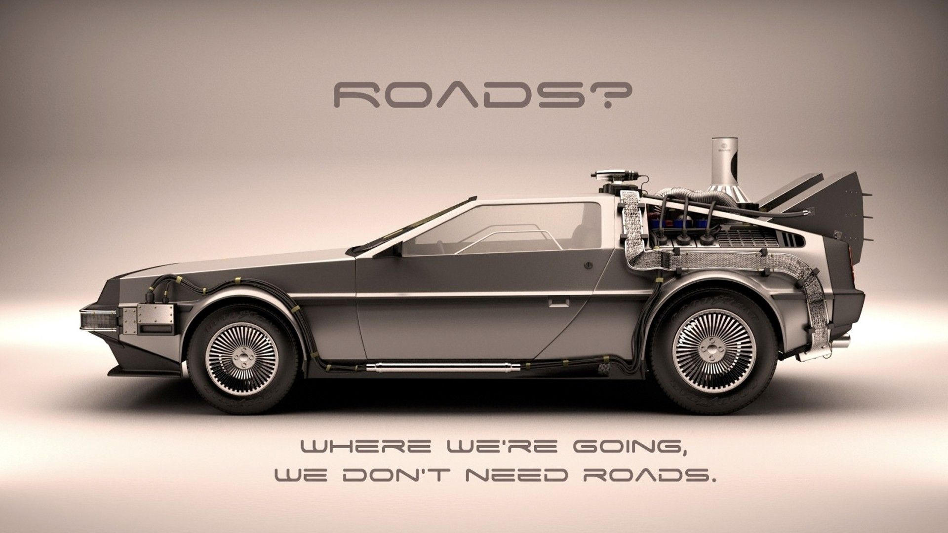 Movies Text Cars Quotes Back To The Future Roads Vehicles Bttf