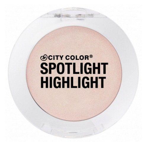 CITY COLOR Spotlight Hightligher - Dewy Highlight - http://uhr.haus/city-color-2/city-color-spotlight-hightligher-dewy-highlight