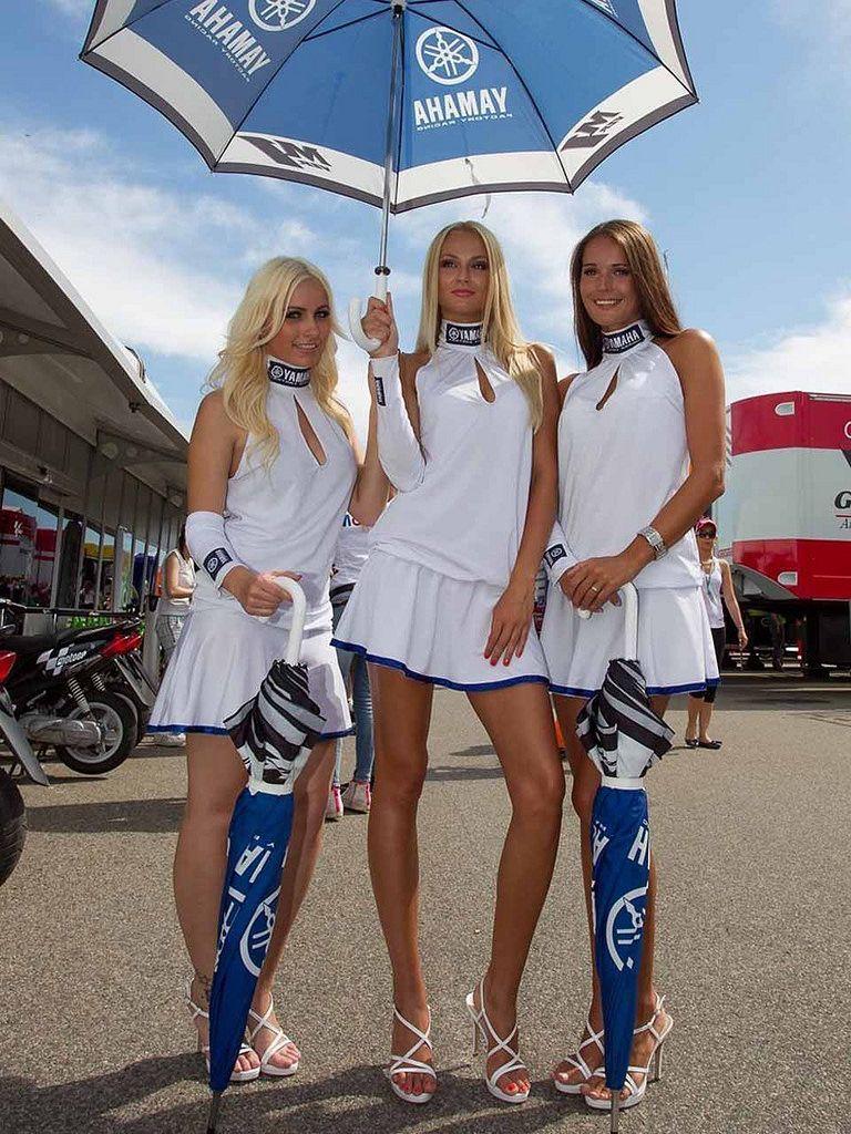 Sachsenring Paddock Girls Motogp