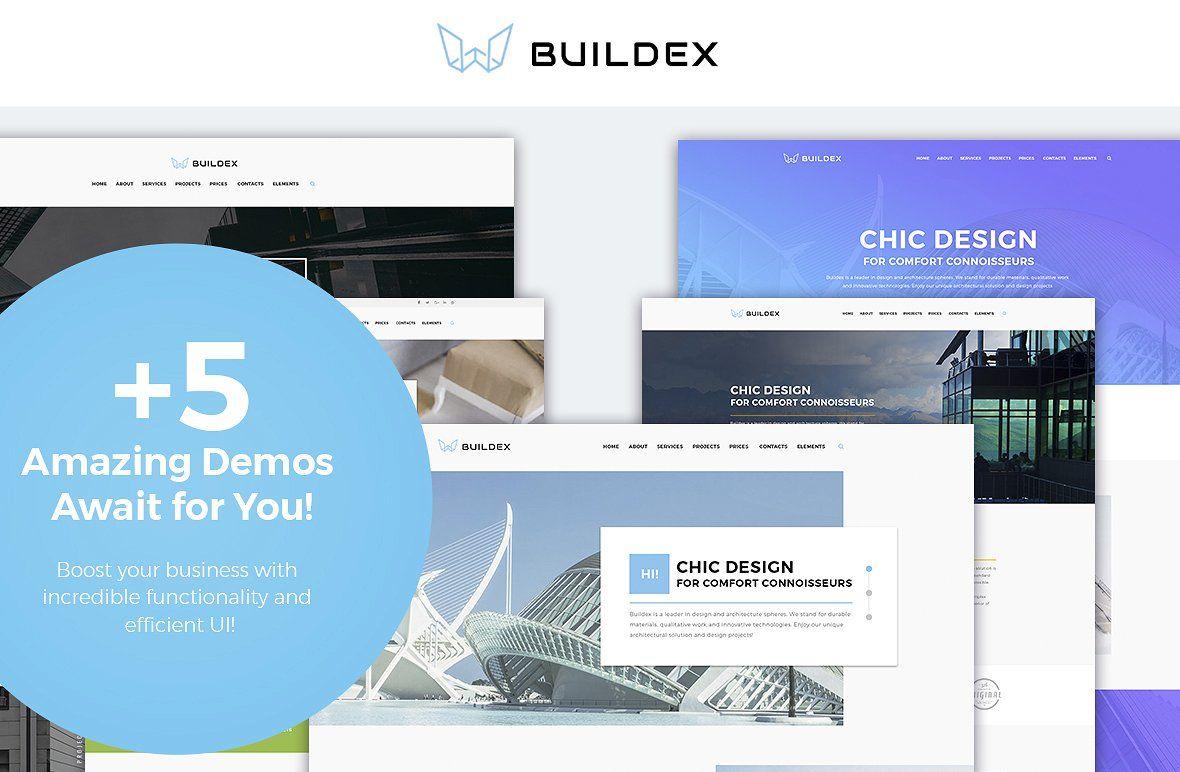 Buildex Architecture Agency Construction company