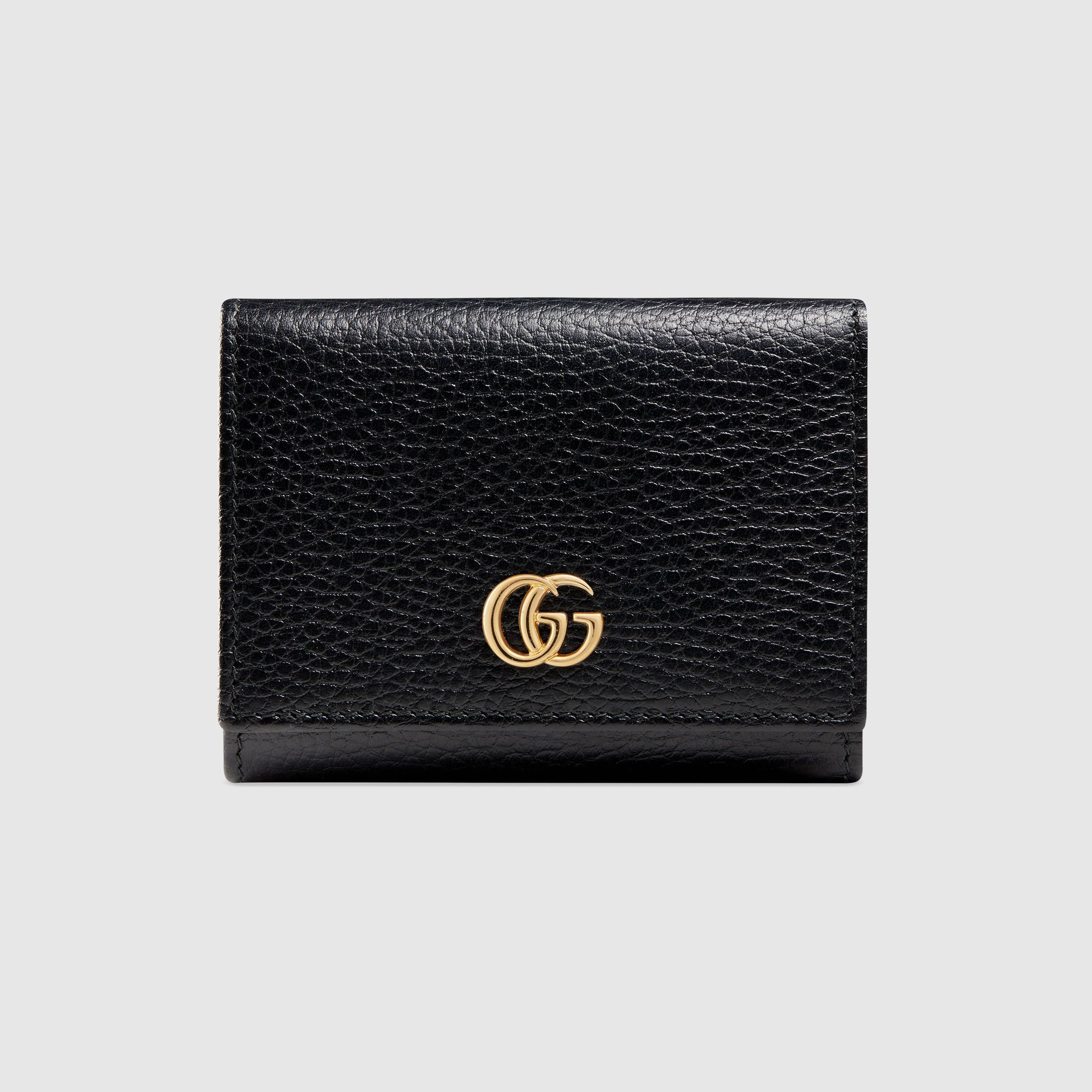 GG Marmont leather wallet in 2019  426daa13e5