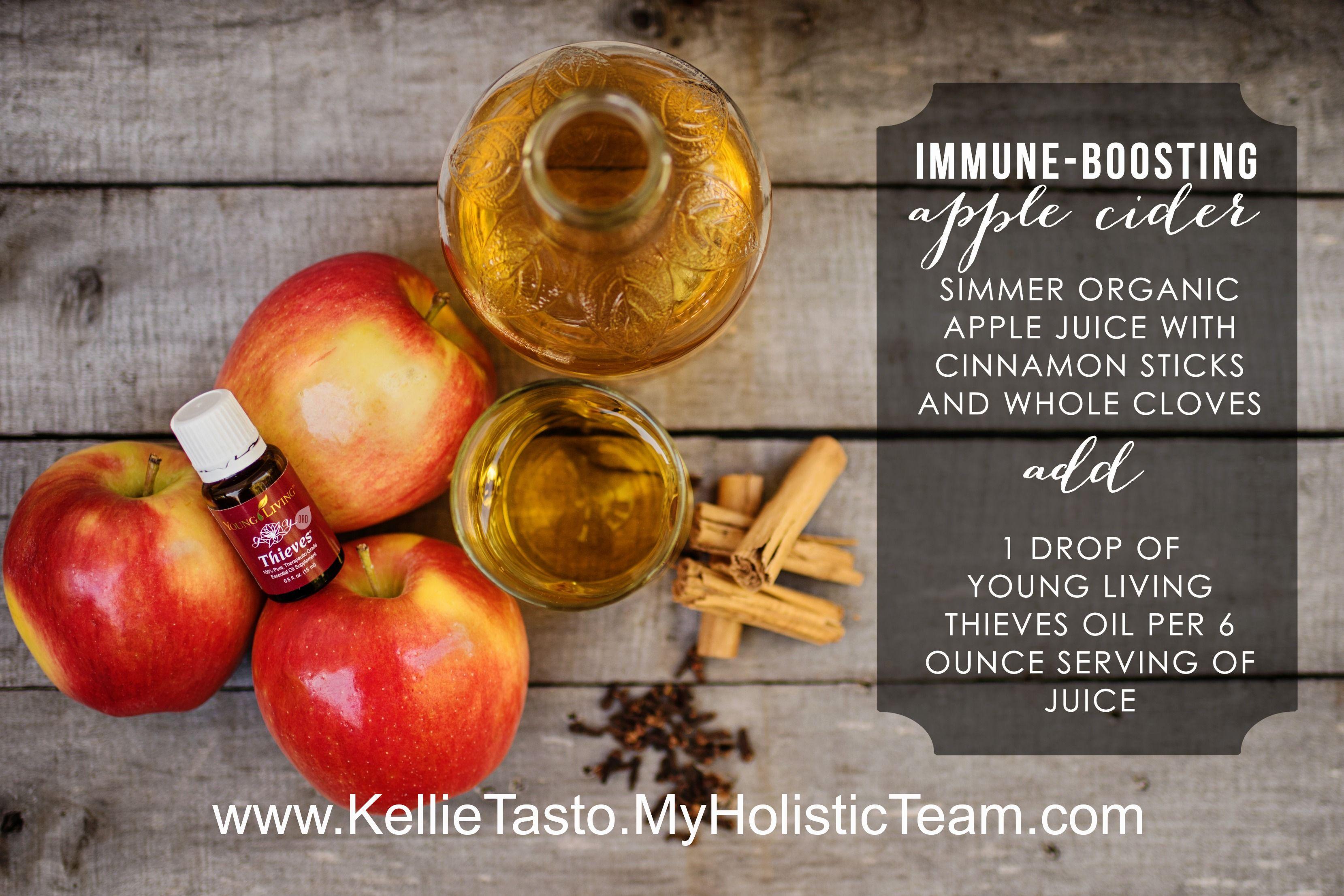 A tasty way to boost your immune system! www.KellieTasto.MyHolisticTeam.com