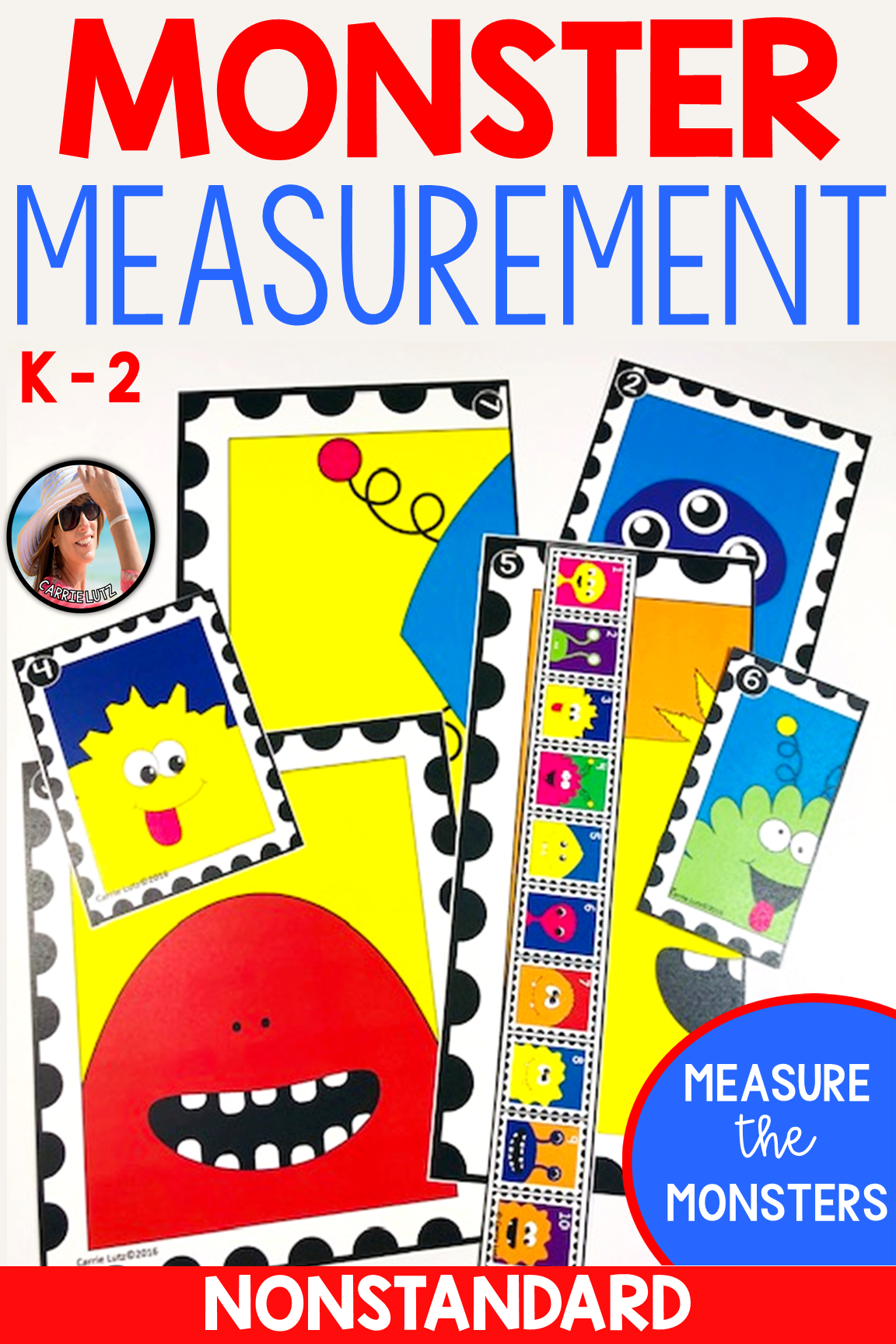 Nonstandard Measurement Monster Measurement