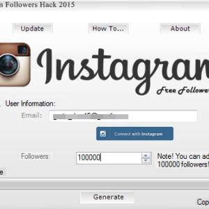 Free Instagram Follower Hack Tool Download No Survey No Ads