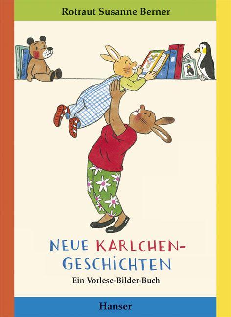 Rotraut Susanne Berner Neue Karlchen Geschichten, Hanser