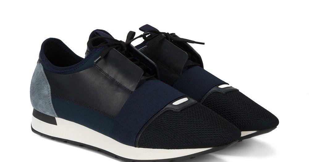 Win: Balenciaga Race Runner Sneakers