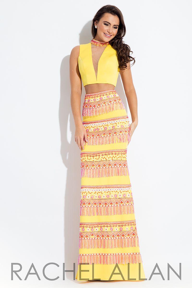 Prom Dresses RACHEL ALLAN Style Cute styles Pinterest