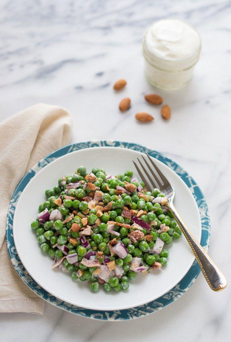 Pea Salad Recipe Calories