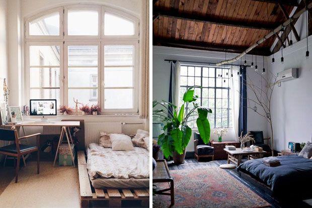 Créer une chambre dans un studio  trucs \ astuces déco Home