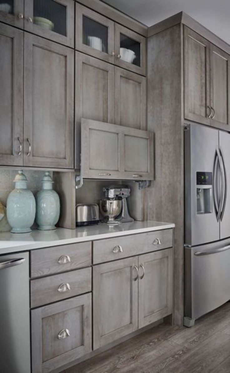Wood Cabinets For Kitchen CLICK PIC