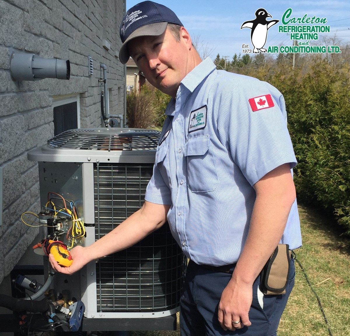 Win 250 from Carleton Refrigeration Heating & Air