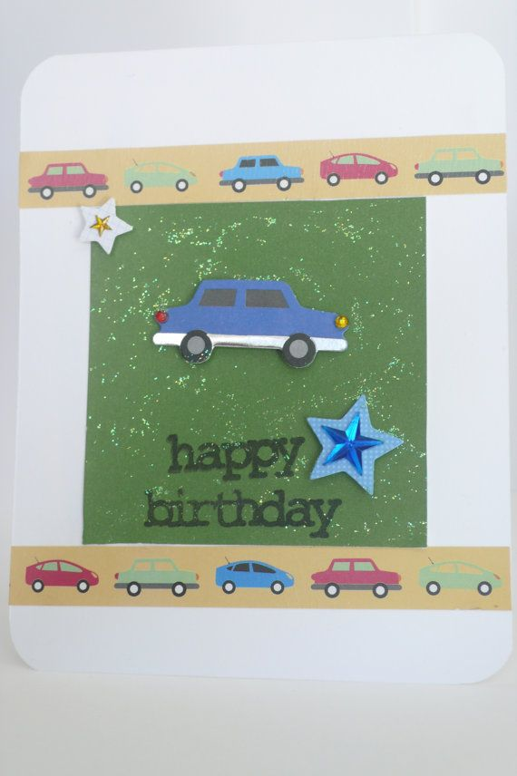 Boy Birthday Card Happy Birthday Card Kids Birthday Card Children