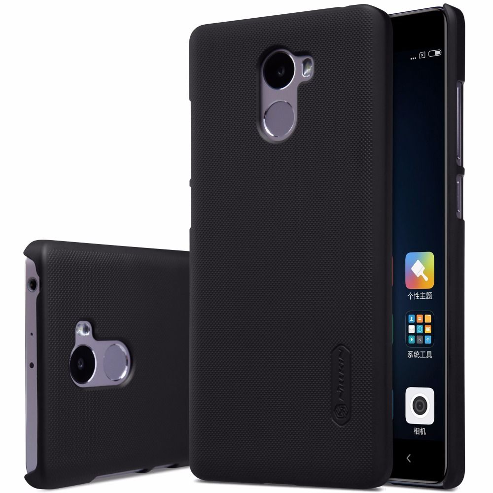 xiaomi redmi 4 case xiaomi redmi 4 pro prime cover NILLKIN Super Frosted Shield matte hard back cover  free screen protector <3 This is an AliExpress affiliate pin.  Detailed information can be found on AliExpress website by clicking on the VISIT button
