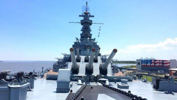 Alabama Battleship Uss Top Bookable Experience Gulf Coast Ducks Triple Splash Duck