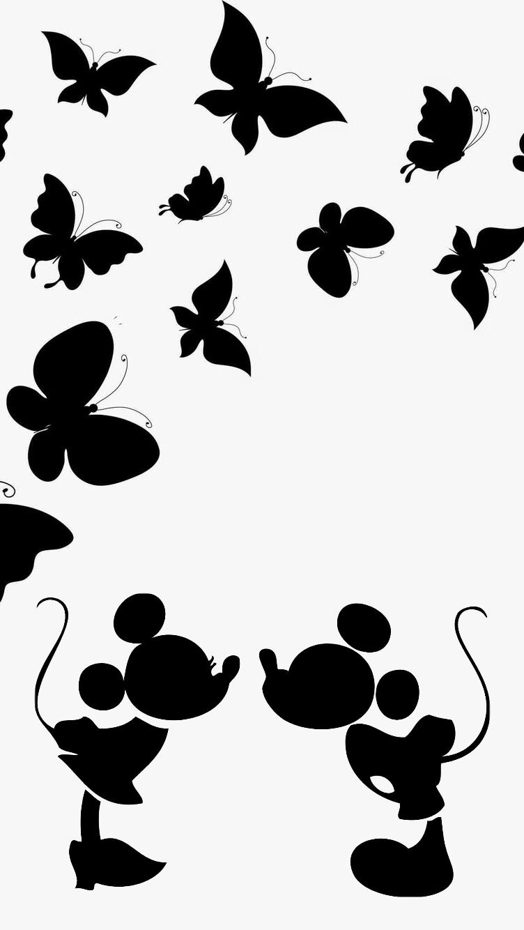 Обои iPhone wallpapers Mickey Mouse Molde