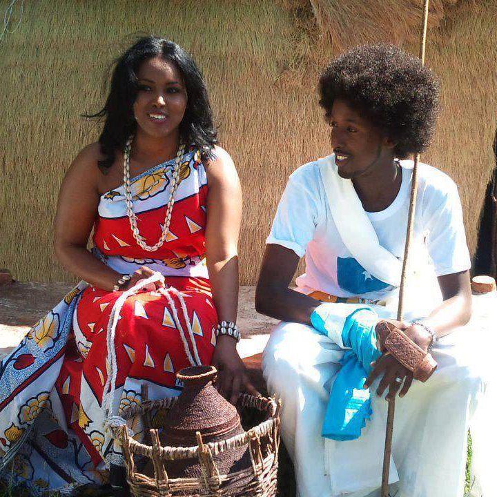 Somali Traditional Dress & Attires